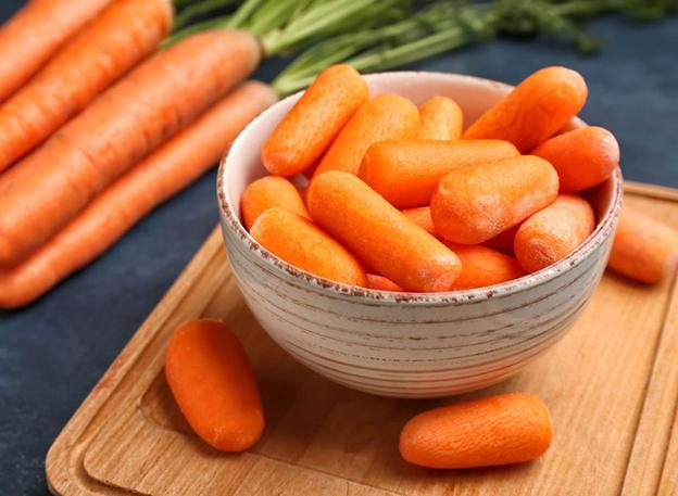 هویج غذای سالم و غنی
