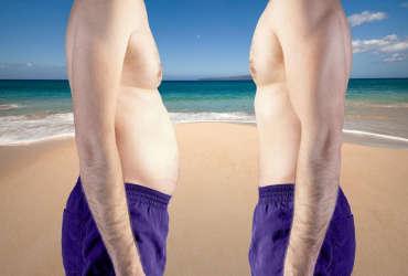 ورزش و تغذیه مناسب برای لاغری شکم و پهلو