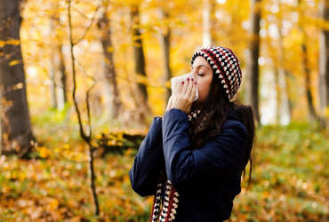 آلرژی فصلی پاییز چیست