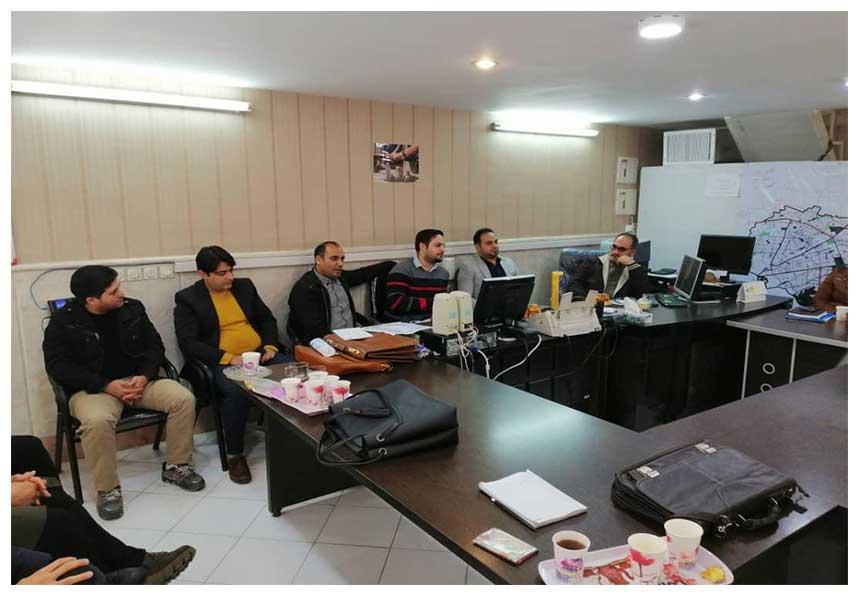 ملاقات با مدیران فروش و بازار یابی استانهای خراسان در شهرستان مشهدundefined
