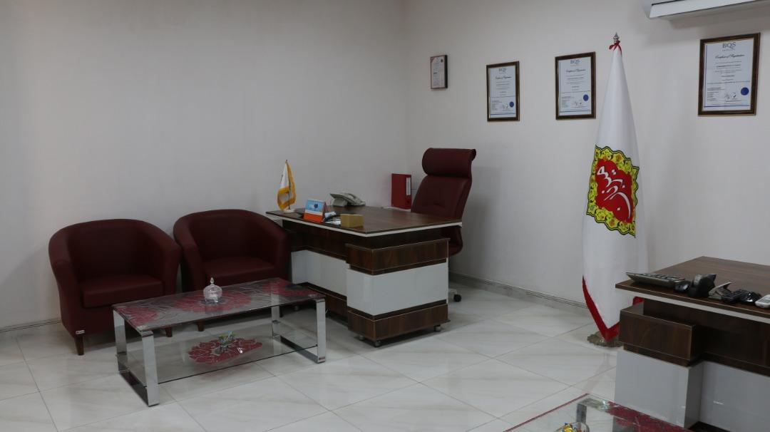 بهره برداری از ساختمان اداری شرکت ستاره میزبان پارسیان